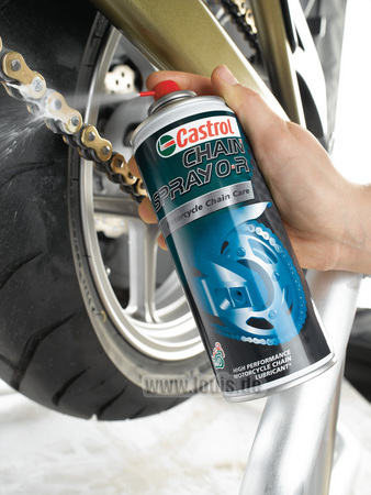 GRASSO CATENA MOTUL CHAIN LUBE FACTORY LINE